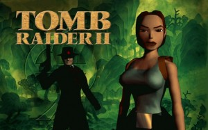 Screen du lancement de Tomb Raider 2