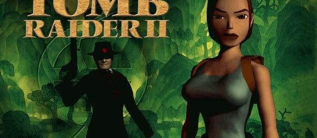 L'intro du jeu Lara avec Bartoli en arrière plan