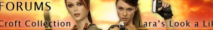 Discutez sur Lara Croft et Tomb Raider !