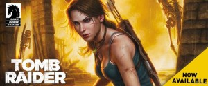les comics tomb raider par dark horse