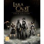 pochette du jeu lara croft temple osiris