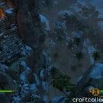 Vous voyez Lara en bas à droite ? Elle courre dans le vide !