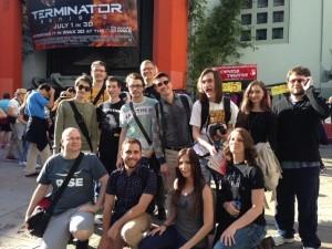 ambassadeurs Tomb Raider à E3 2015
