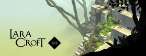 Le jeu mobile et tablette Lara Croft GO
