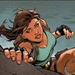 Lara Croft par Randy Green