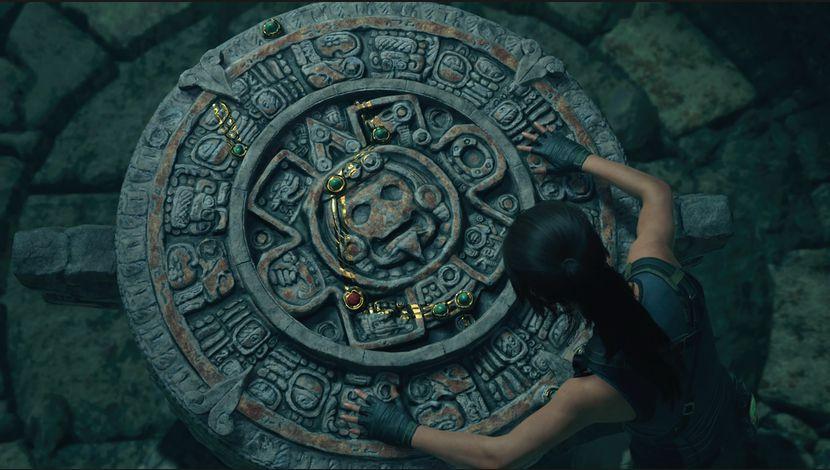 Puzzle de Tomb Raider