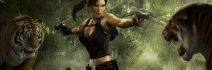Promotion Tomb Raider Underworld