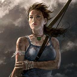 Lara Croft par Andy Park